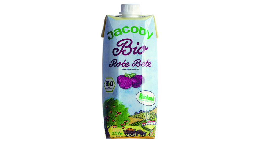 Jacoby bio céklalé, 500ml