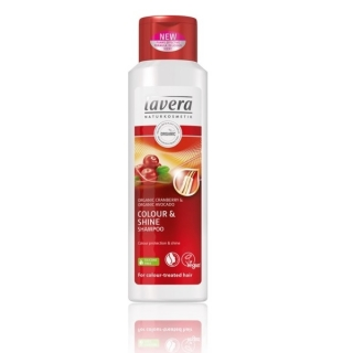 Lavera Sampon Colour and shine festett hajra, 250 ml