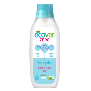 Ecover ZERO Sensitive öko textilöblítő, 750 ml