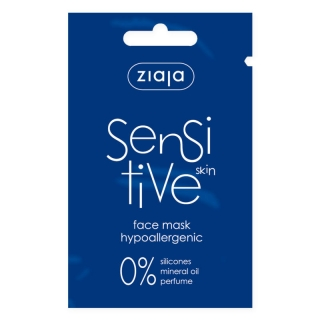 ZIAJA Sensitive arcmaszk, 7 ml