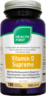 Health First D-vitamin tabletta 180 000 NE (180 db)