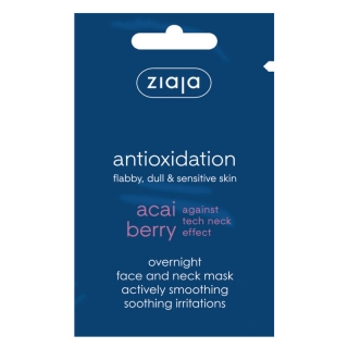 ZIAJA Acai berry arcmaszk, 7 ml