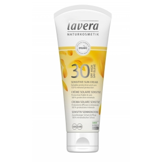 Lavera SUN Sensitive napkrém SPF30, 100ml