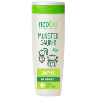 Neobio Kids Sampon, 250ml