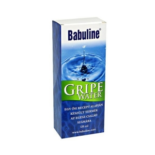 Babuline Gripe Water szirup, 135 ml